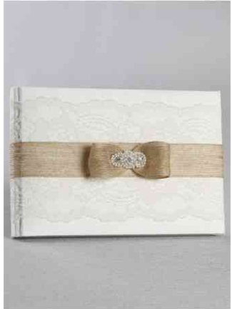 Ivy Lane Designs Guest Book Style Savannah A01265GB | House of Brides