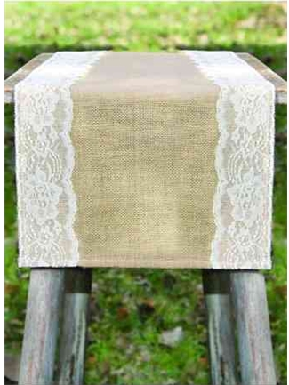 Ivy Lane Designs Table Runner Style A91666/90 | House of Brides