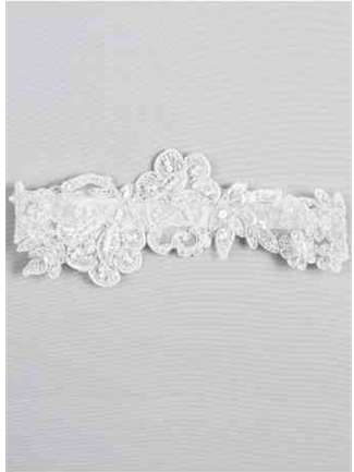 Ivy Lane Designs Garter Style A91792 | House of Brides
