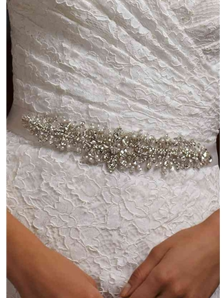 Mori Lee Accessories Bridal Belt Style 11004 | House of Brides