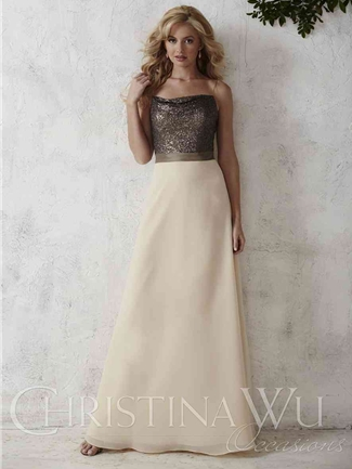 Christina Wu Occasions Special Occasion Dress Style 22666 | House of Brides