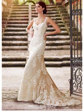 Wedding Dress Martin Thornburg For Mon Cheri