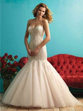Allure Bridals Wedding Dress Style 9275 | House of Brides