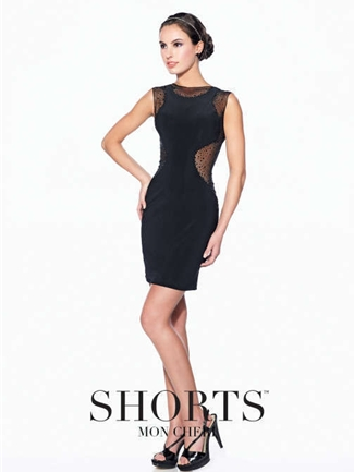 Shorts by Mon Cheri Short Formal Dress Style TS21559 | House of Brides
