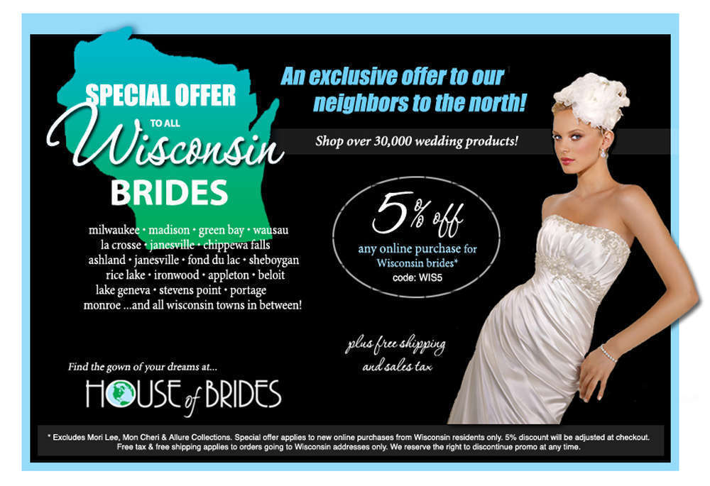 House of brides wisconsin wedding dresses bridesmaid dresses house of brides wisconsin mightylinksfo